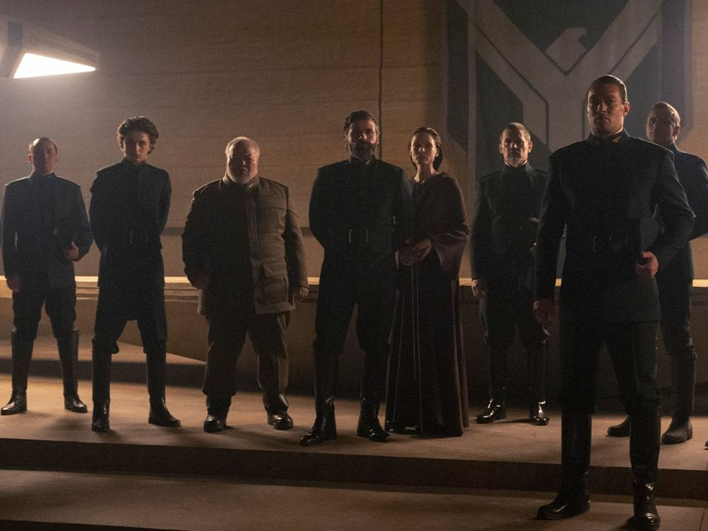 review dune